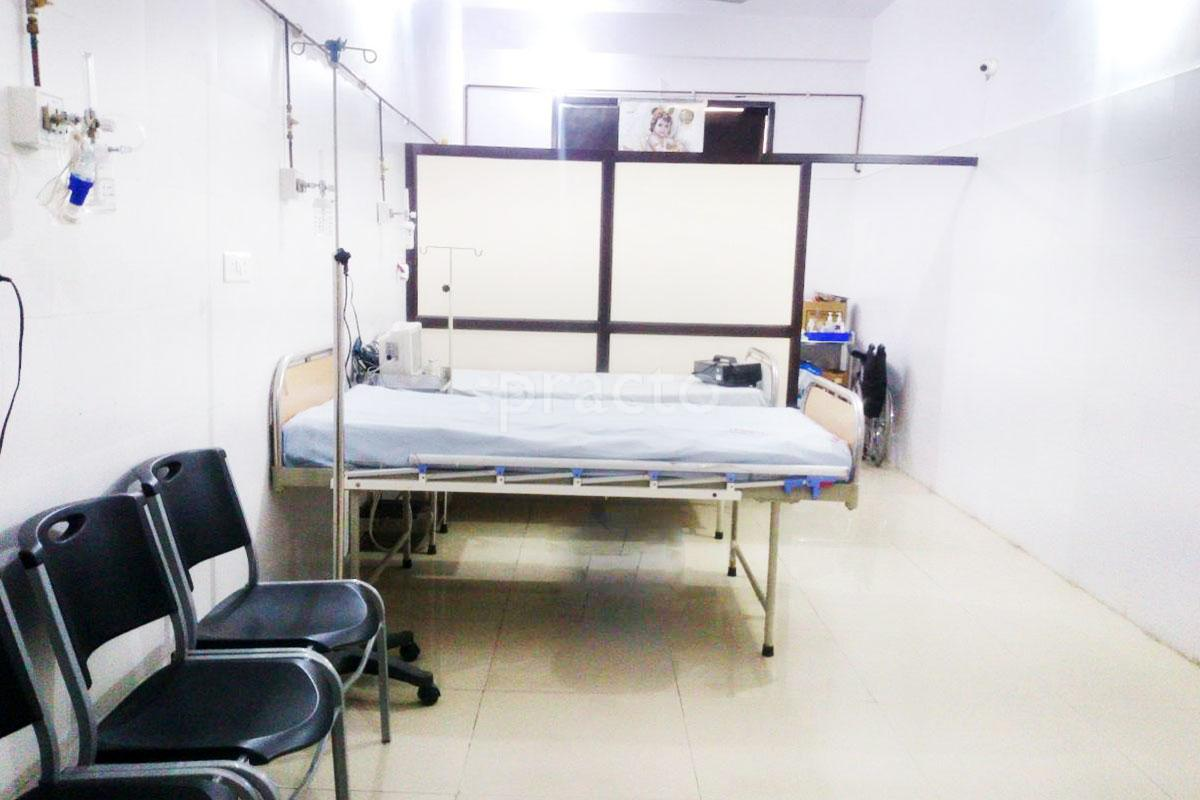 Orthomax Clinic, Multi-Speciality Clinic in Civil Line, Agra - Book