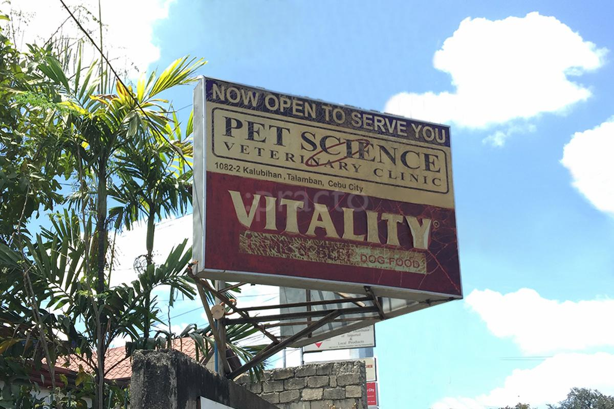 Pet Science Veterinary Clinic, Cebu - View Doctors, Contact Number