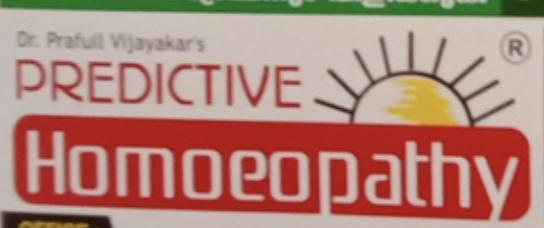 Predictive Homoeopathy