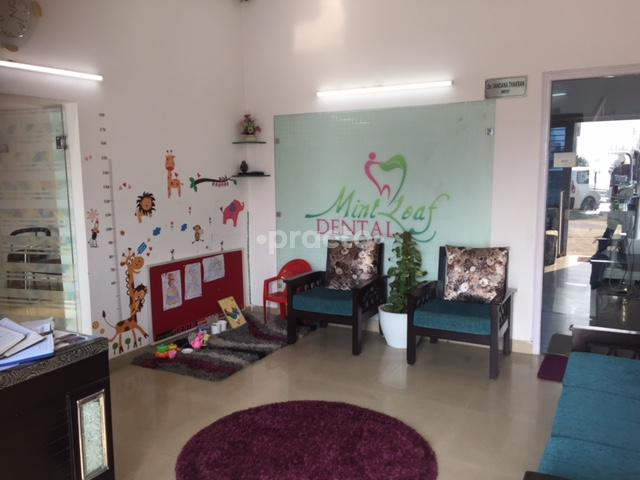 Mint Leaf Dental, Multi-Speciality Clinic in Gurgaon Sector
