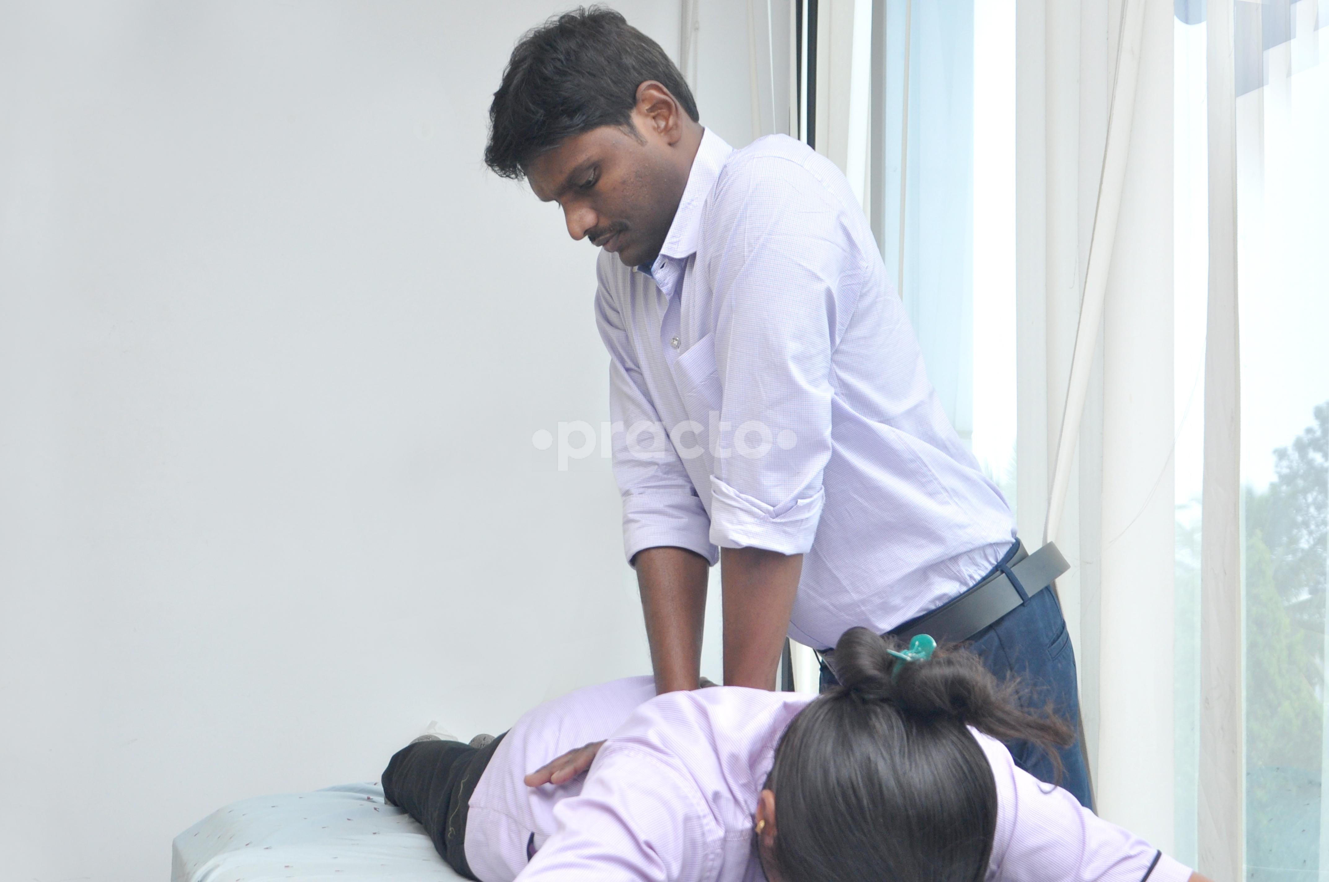 Physiotherapists In Bangalore - Instant Appointment Booking, View