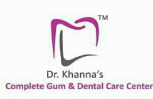 Dr. Khanna's Complete Gum And Dental Care Cente
