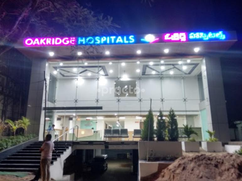 Oakridge Hospitals, Multi-Speciality Hospital in Madhapur