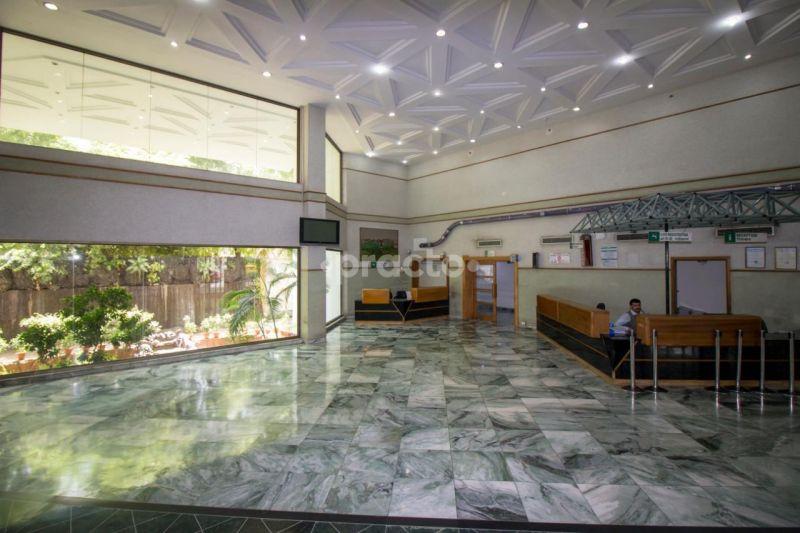 Pushpawati Singhania Research Institute (PSRI Hospital