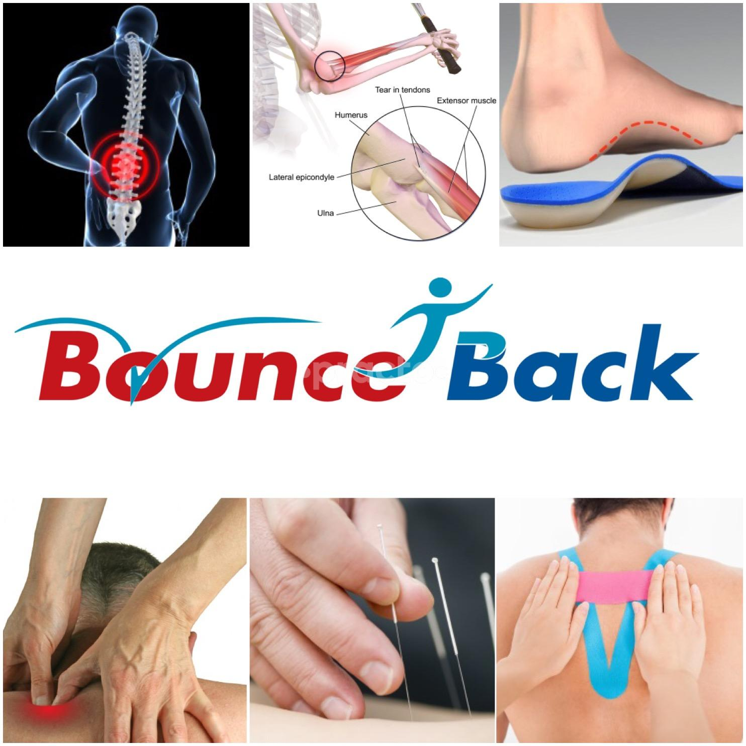 Bounce Back Sports And Orthopaedic Rehabilitation And Prevention Centre