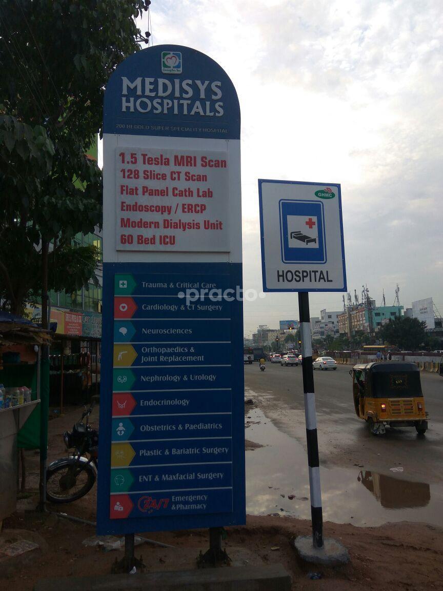 Medisys Hospitals, Multi-Speciality Hospital in LB Nagar, Hyderabad
