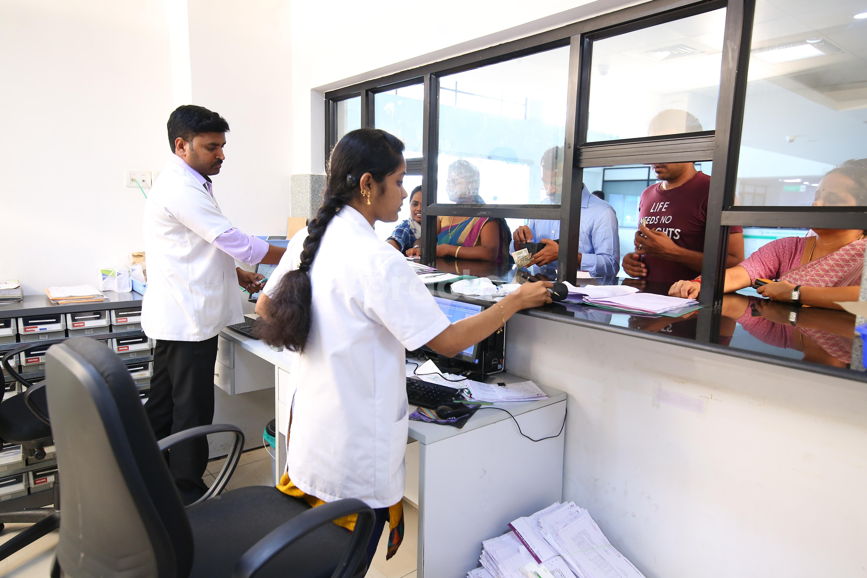 Dr  Kamakshi Memorial Hospital, Multi-Speciality Hospital in