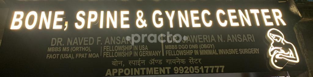 Bone,Spine And Gynec Center