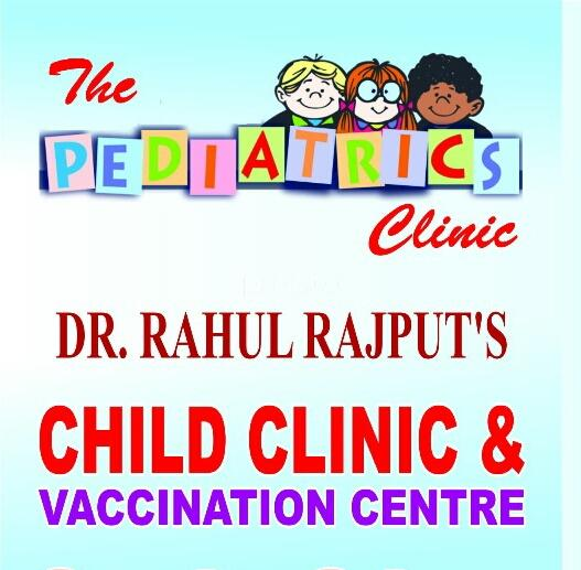 Dr Rahul Rajput Pediatrician Book Appointment Online View Fees