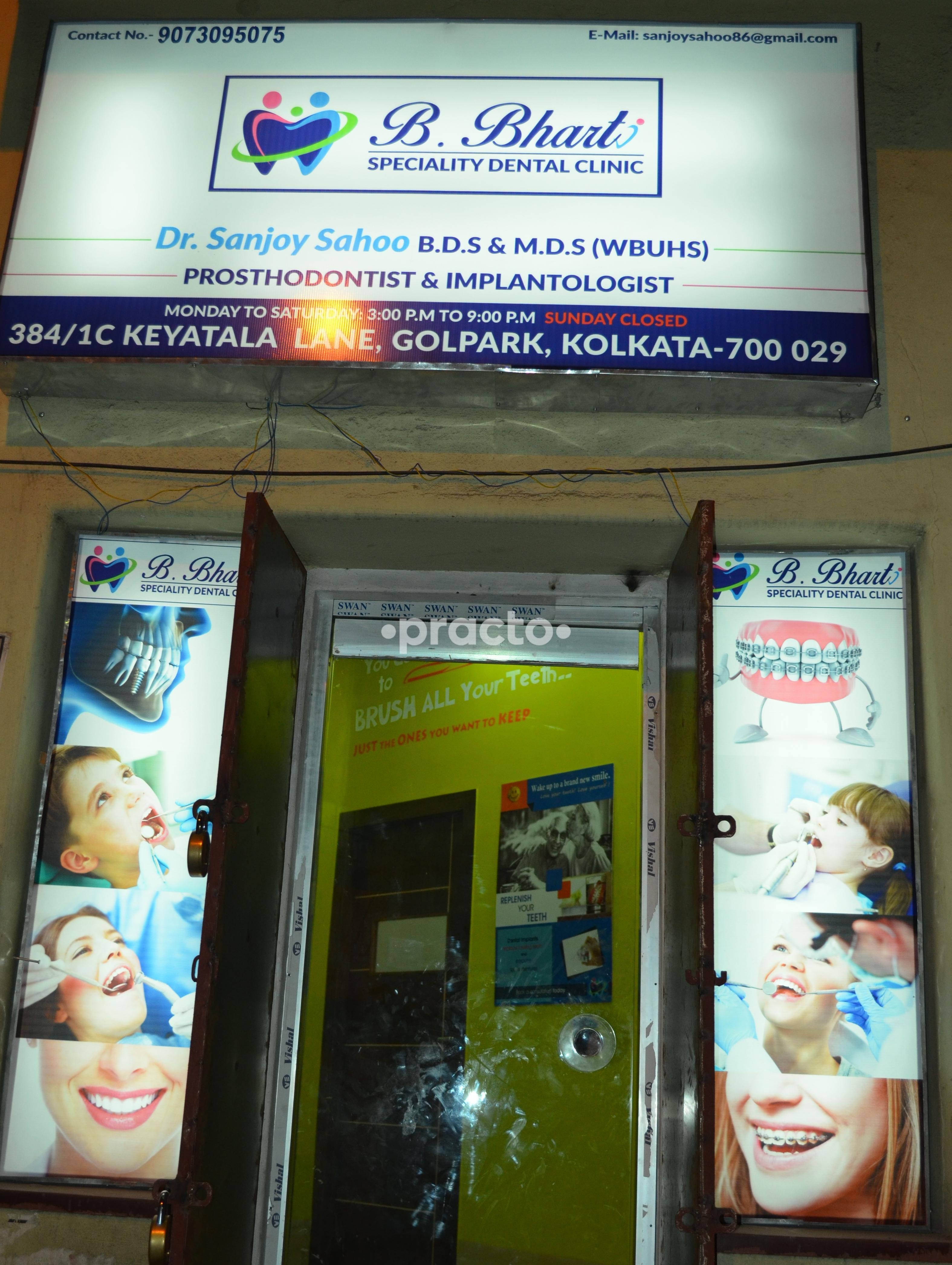 B. Bharti Specialty Dental Clinic, Multi-Speciality Clinic in Gariahat, Kolkata - Book Appointment, View Fees, Feedbacks | Practo