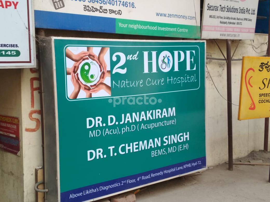 2nd Hope Nature Cure Hospital, Acupuncture Hospital in KPHB