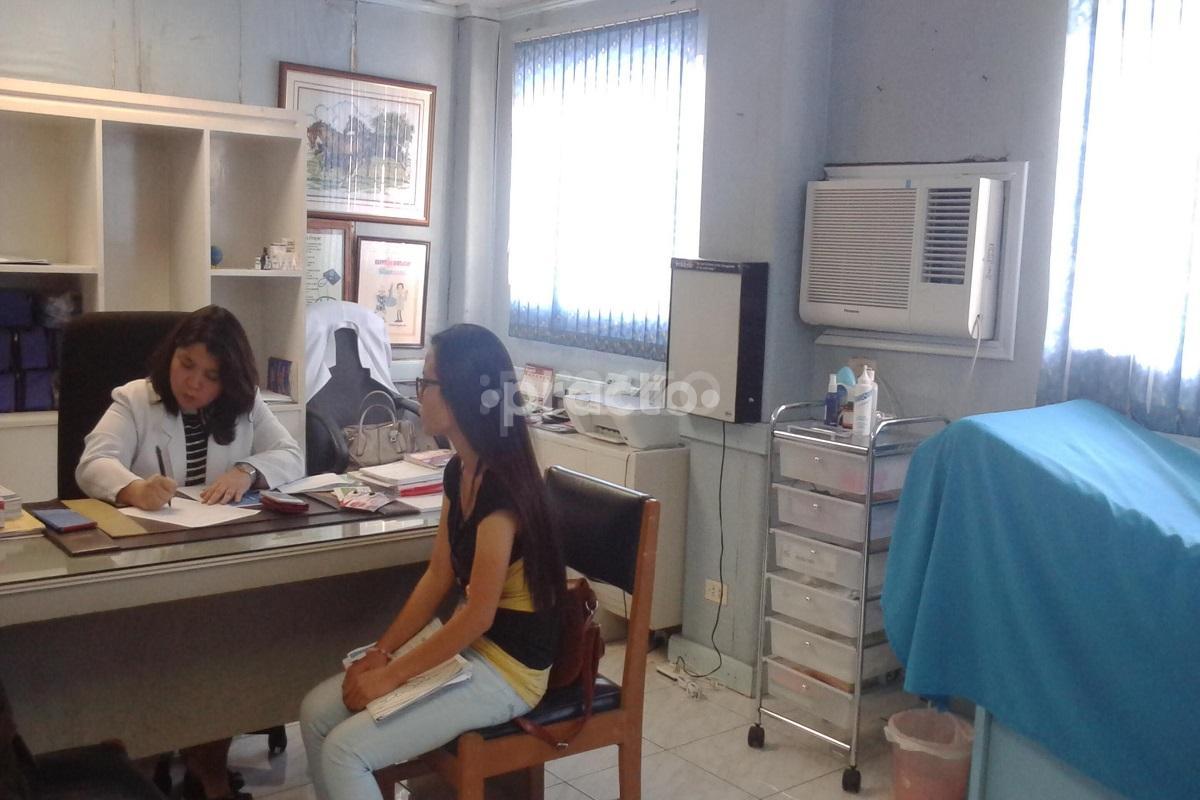 Dr  Maria Angela S  Rodriguez - Bandola - Obstetrician