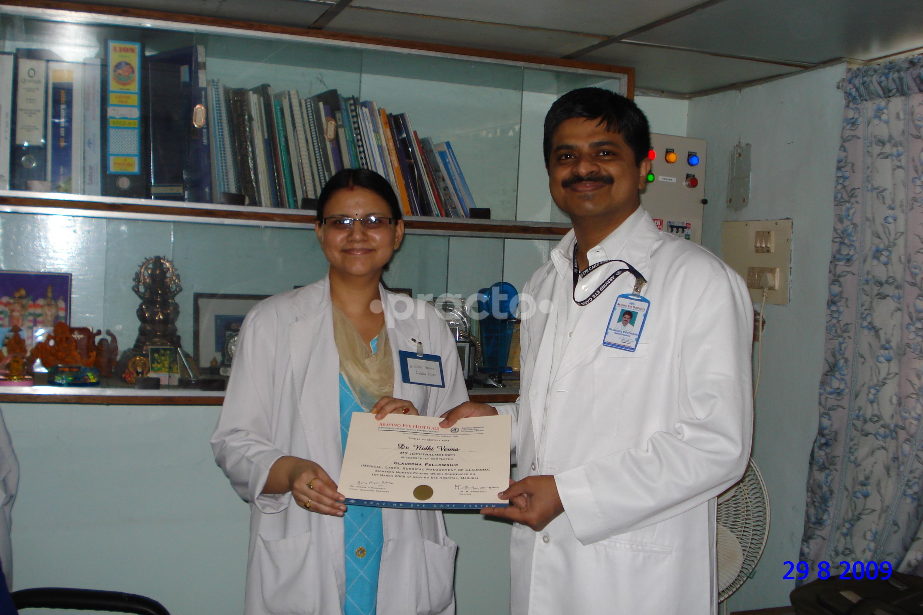 dr nidhi verma book appointment online view fees feedbacks practo