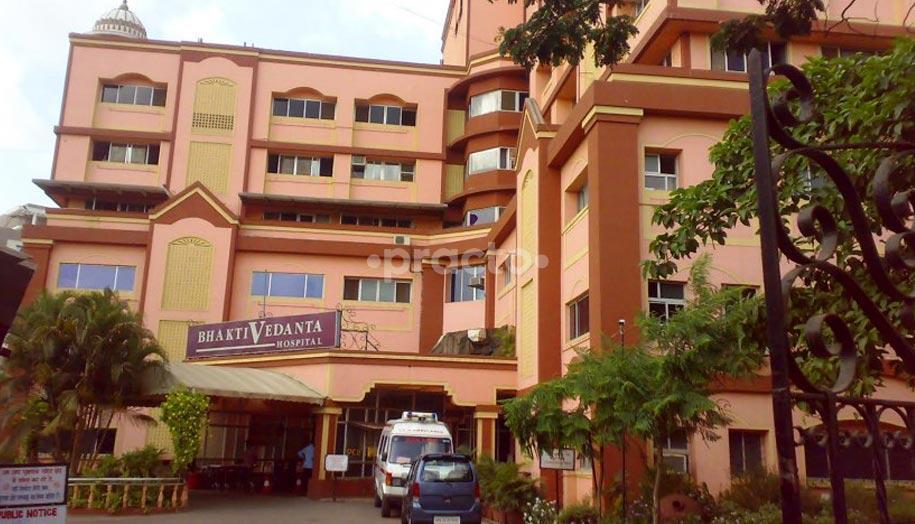 BhaktiVedanta Hospital