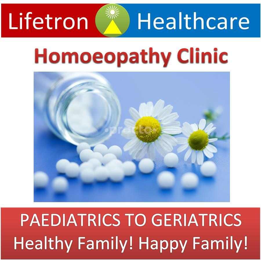 Lifetron Healthcare Homeopathy Clinic