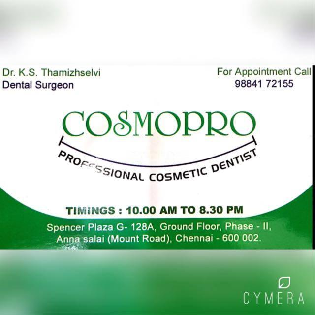 Cosmopro Dental Cosmetic Clinic