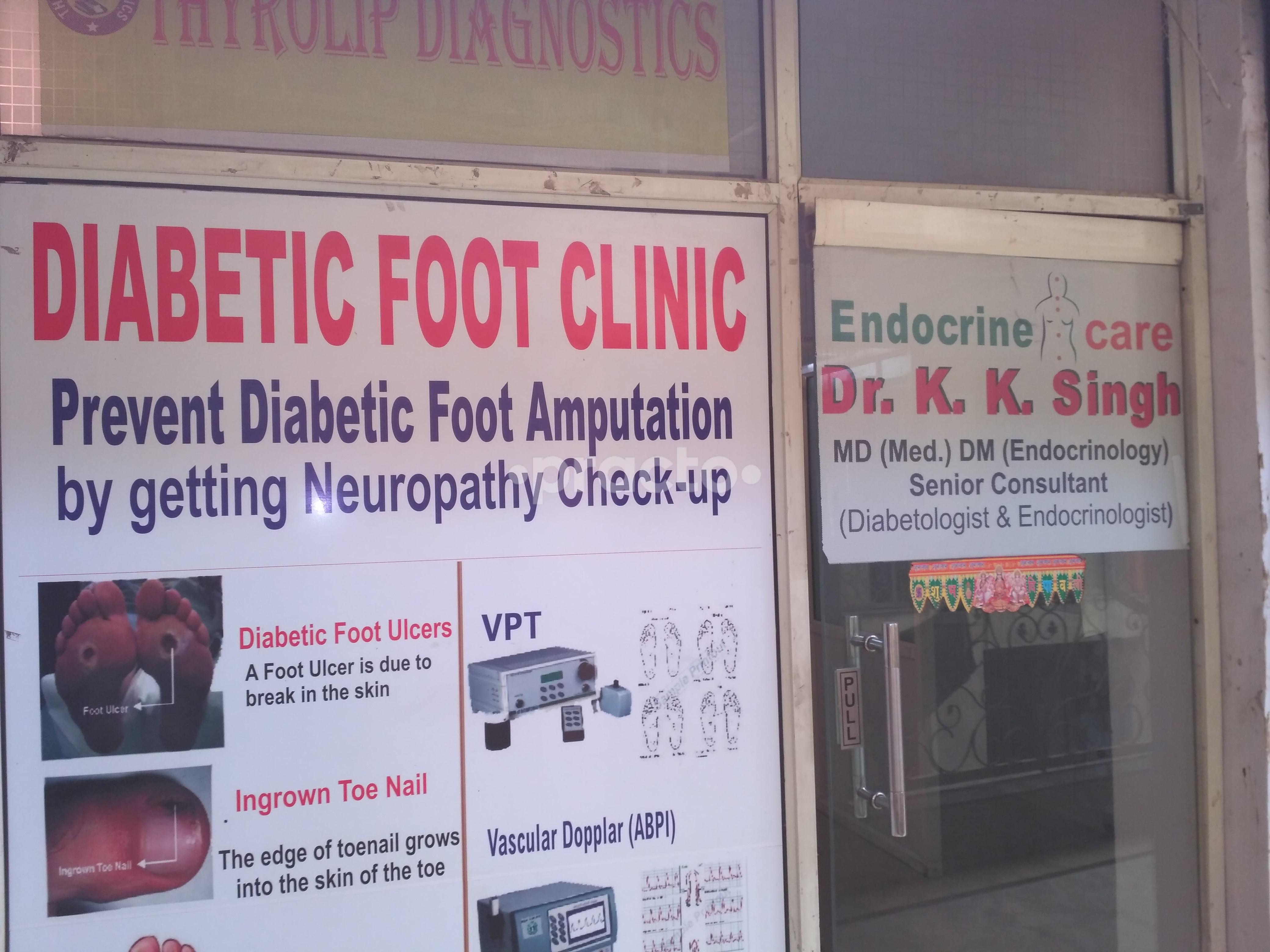 Endocrinologists In Noida - Instant Appointment Booking, View Fees
