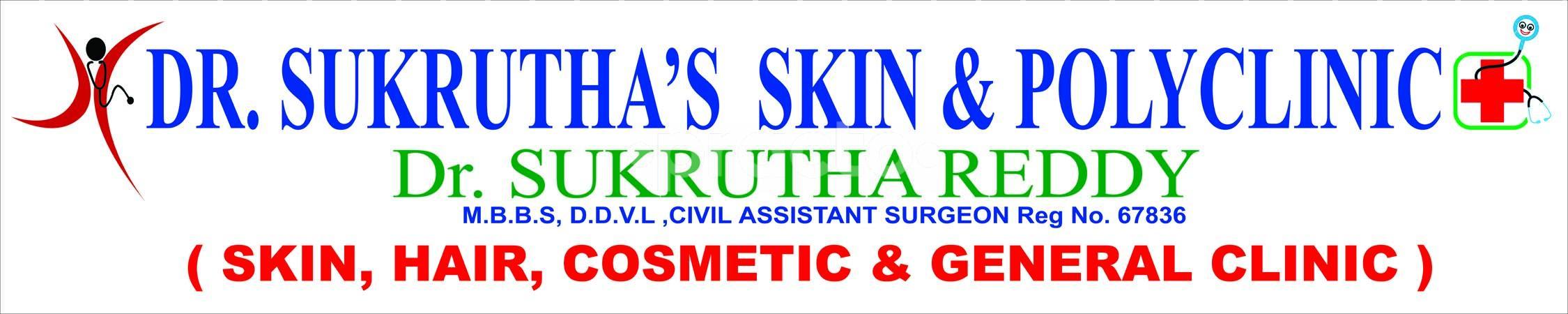 Dr Sukrutha's Skin and Polyclinic