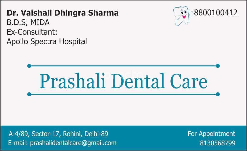 Prashali Dental Care