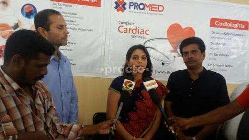 Dr  Karthikeyan B - Interventional Cardiologist - Book