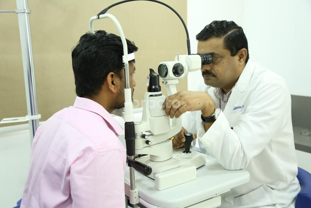 eye care specialist