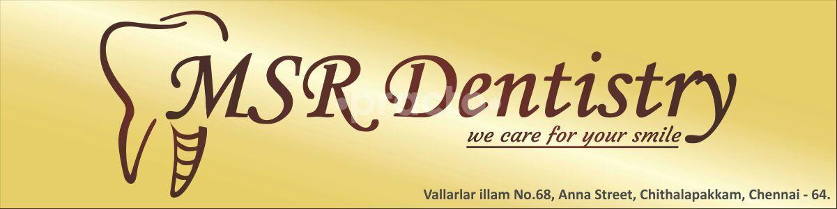 MSR Dentistry