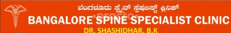 Bangalore Spine Specialist Clinic