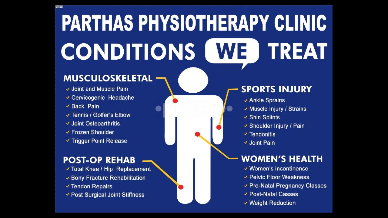 Parthas Physiotherapy Clinic