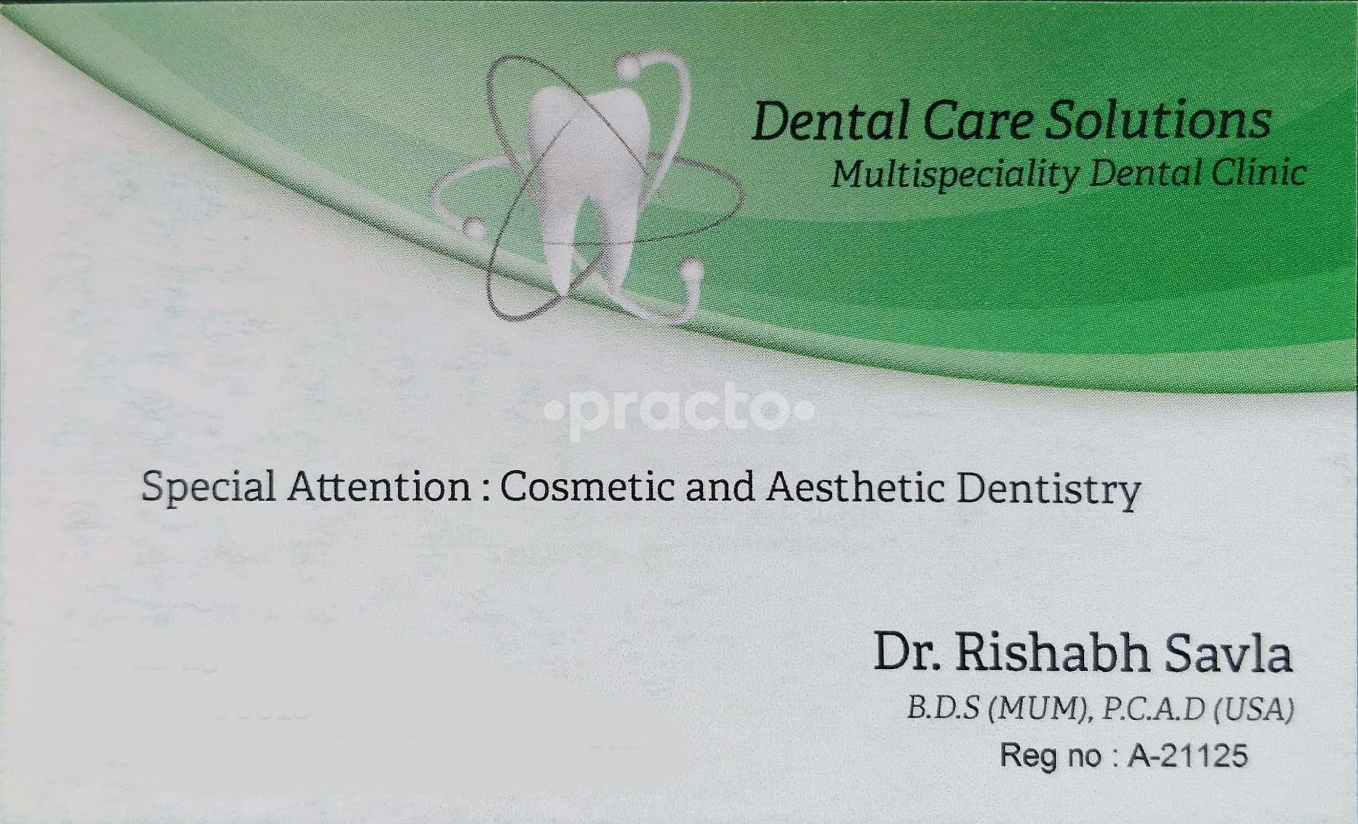 Dental Care Solutions