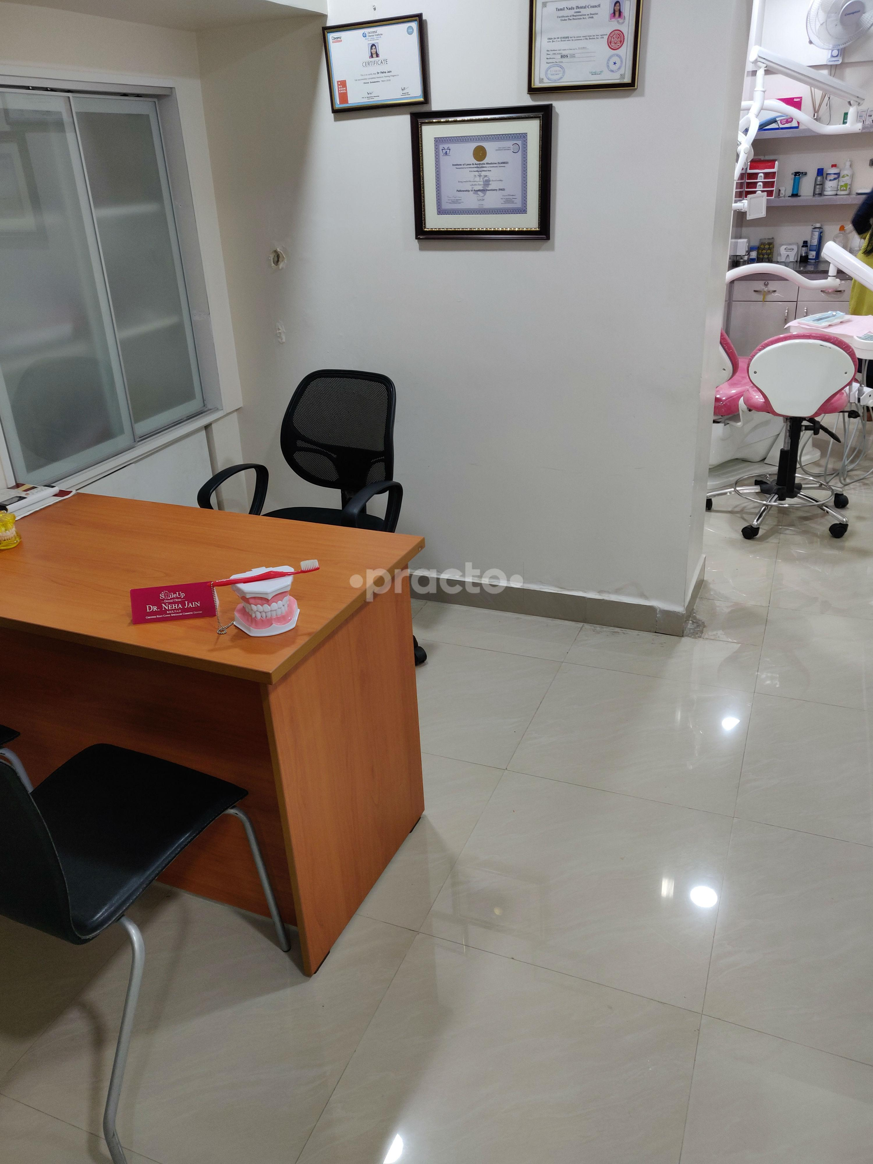 Smile Up Dental Clinic, Multi-Speciality Clinic in Choolai