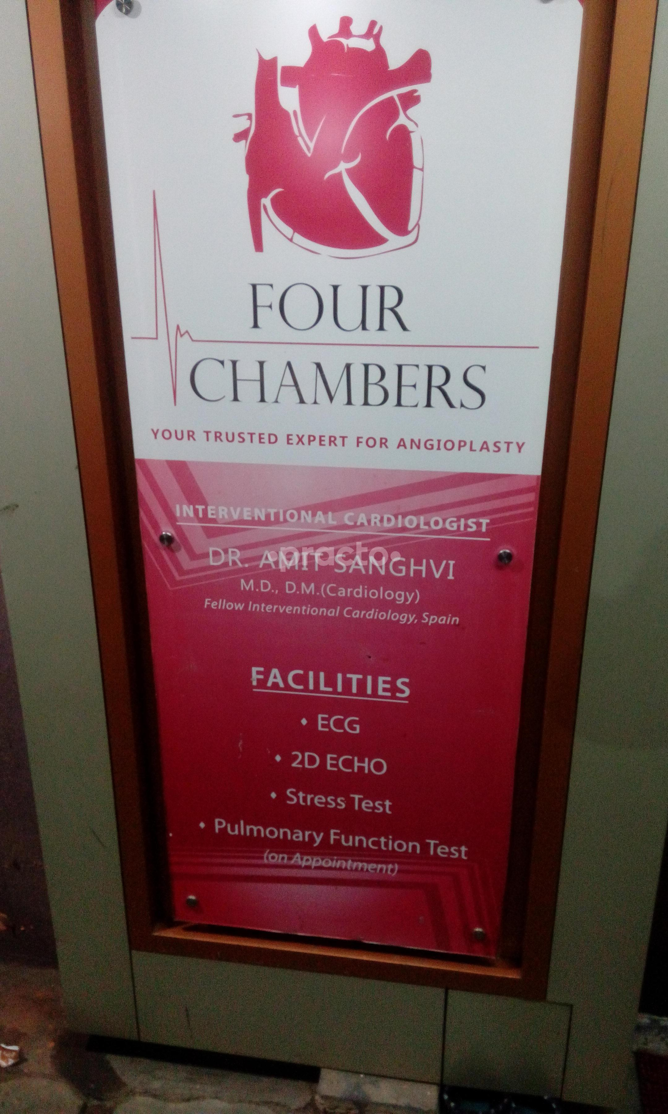 Four Chambers Heart Clinic, Multi-Speciality Clinic in