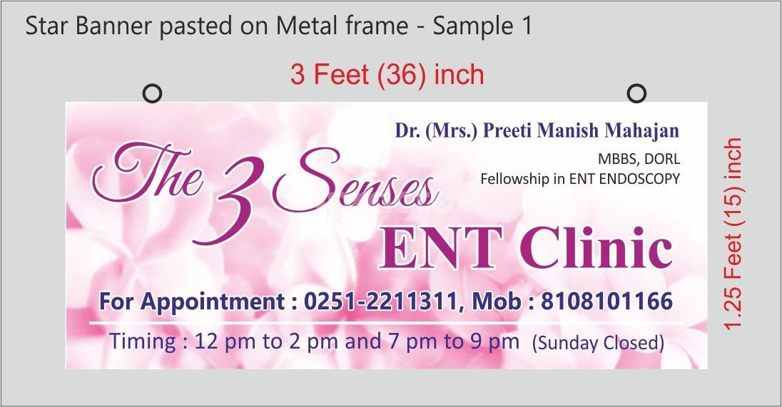 THE 3 SENSES ENT CLINIC