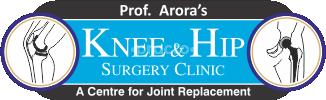 Prof. Arora's Knee and Hip Surgery Clinic