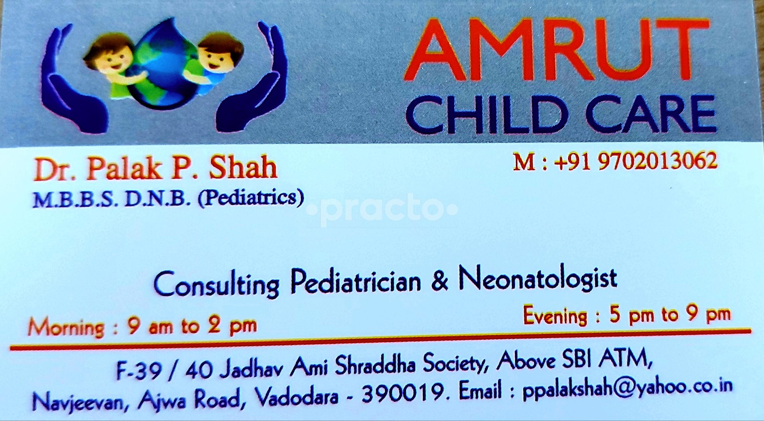 Amrut Child Care