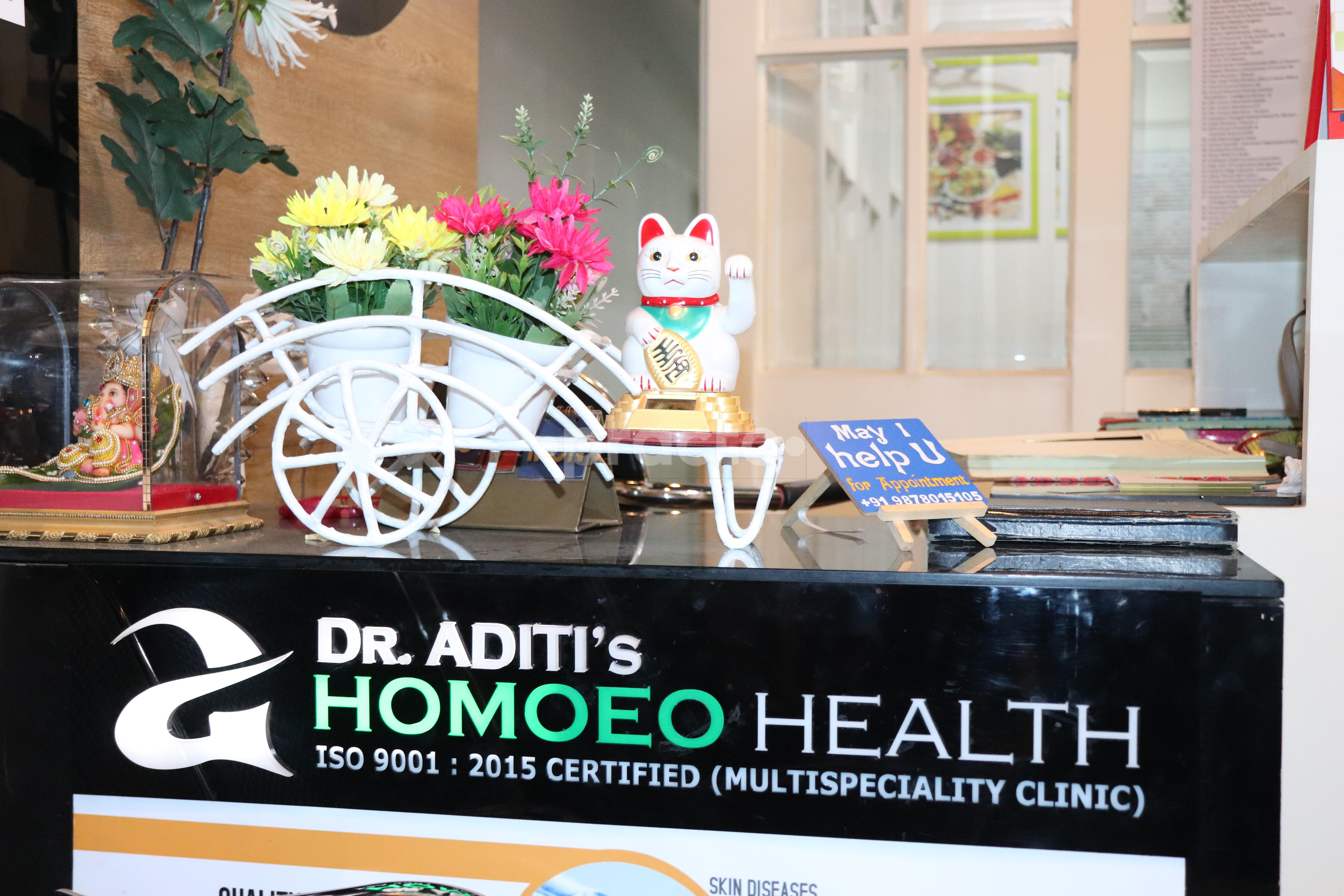 Dr ADITI's HOMOEO HEALTH, Multi-Speciality Clinic in Sector 47