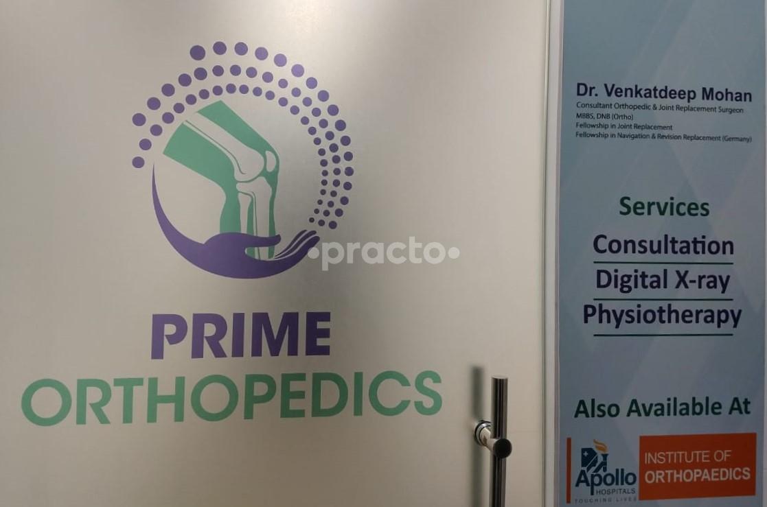 Dr  Venkatdeep Mohan - Orthopedist - Book Appointment Online