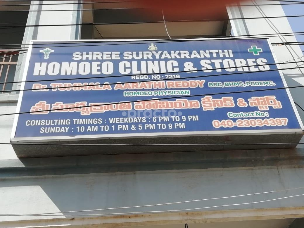 Shree Surya Kranthi Homoeopathic Clinic and Stores