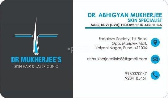 Dr Mukherjee's Skin, Hair and Laser Clinic