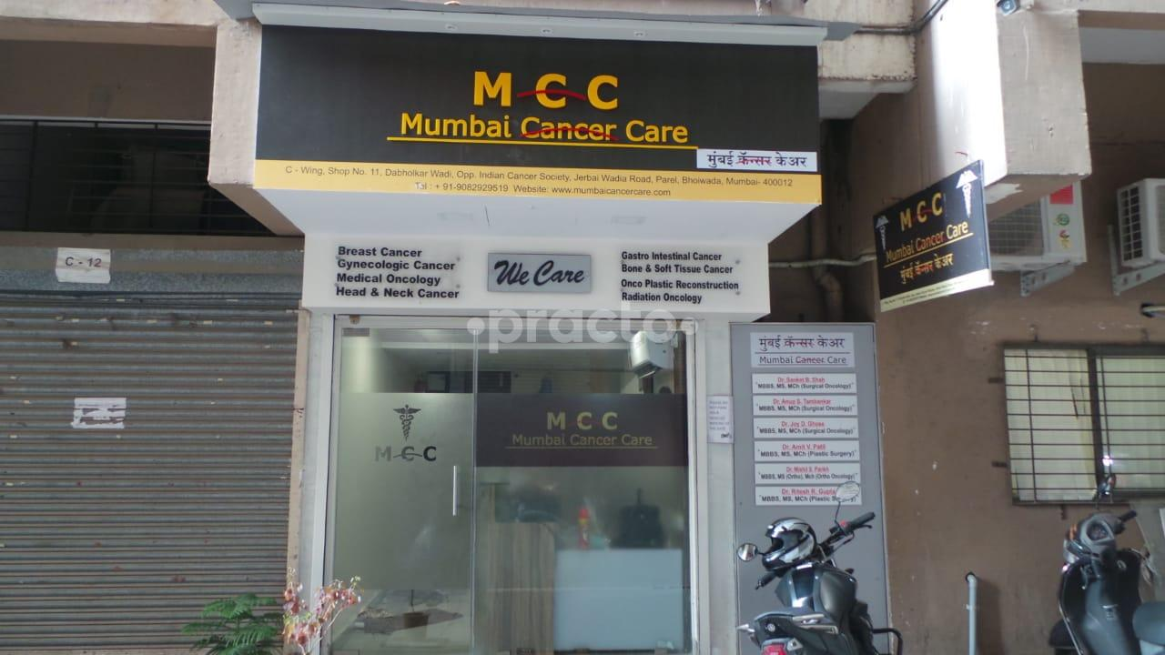 Oncologists In Parel, Mumbai - Instant Appointment Booking