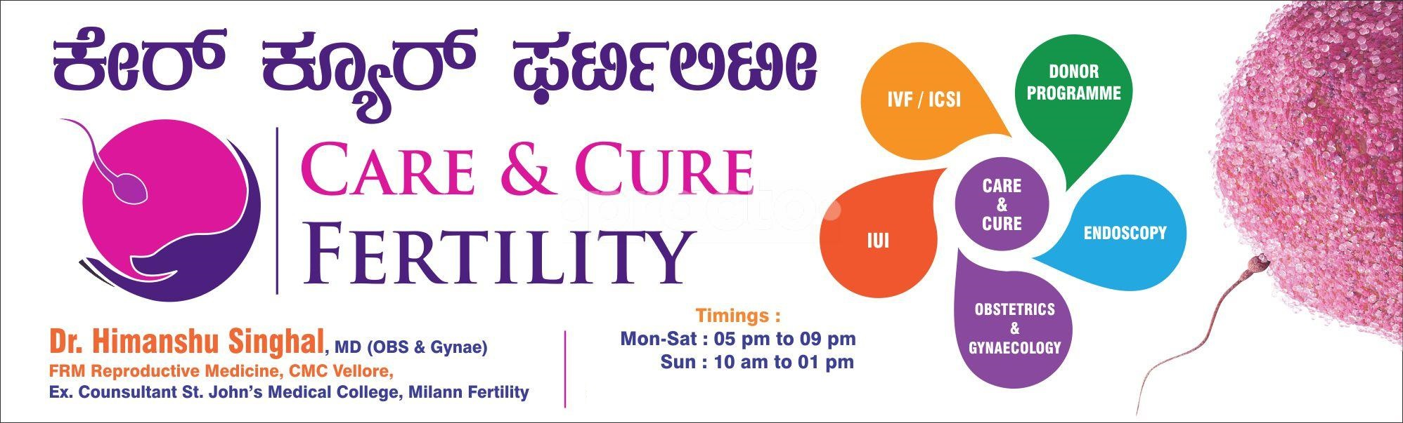Care and Cure Fertility Centre