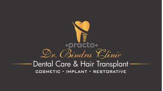 Dr. Bindra Dental Clinic, Implants,Hair Transplant.