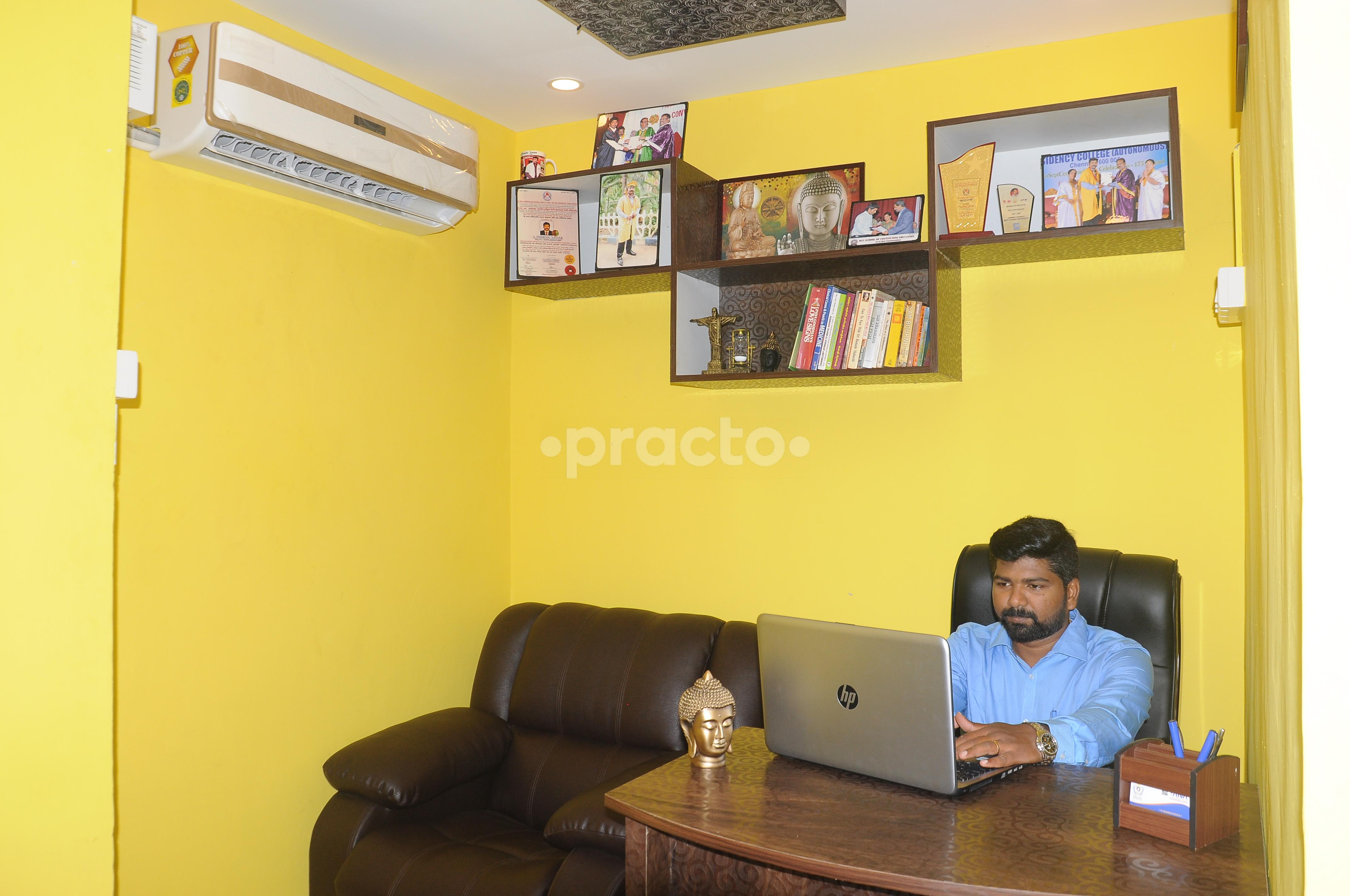Counselling Psychologists In Chennai - Instant Appointment Booking