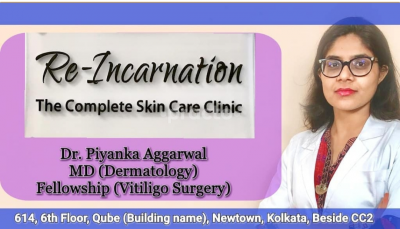 Best Skin Clinics in New Town, Kolkata - Book Appointment
