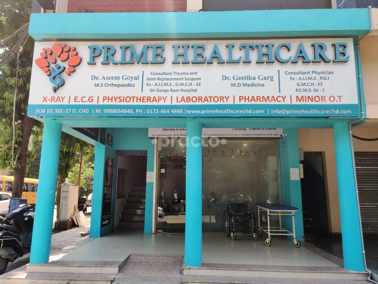 Orthopedic Doctors In Sector-32, Chandigarh - Instant