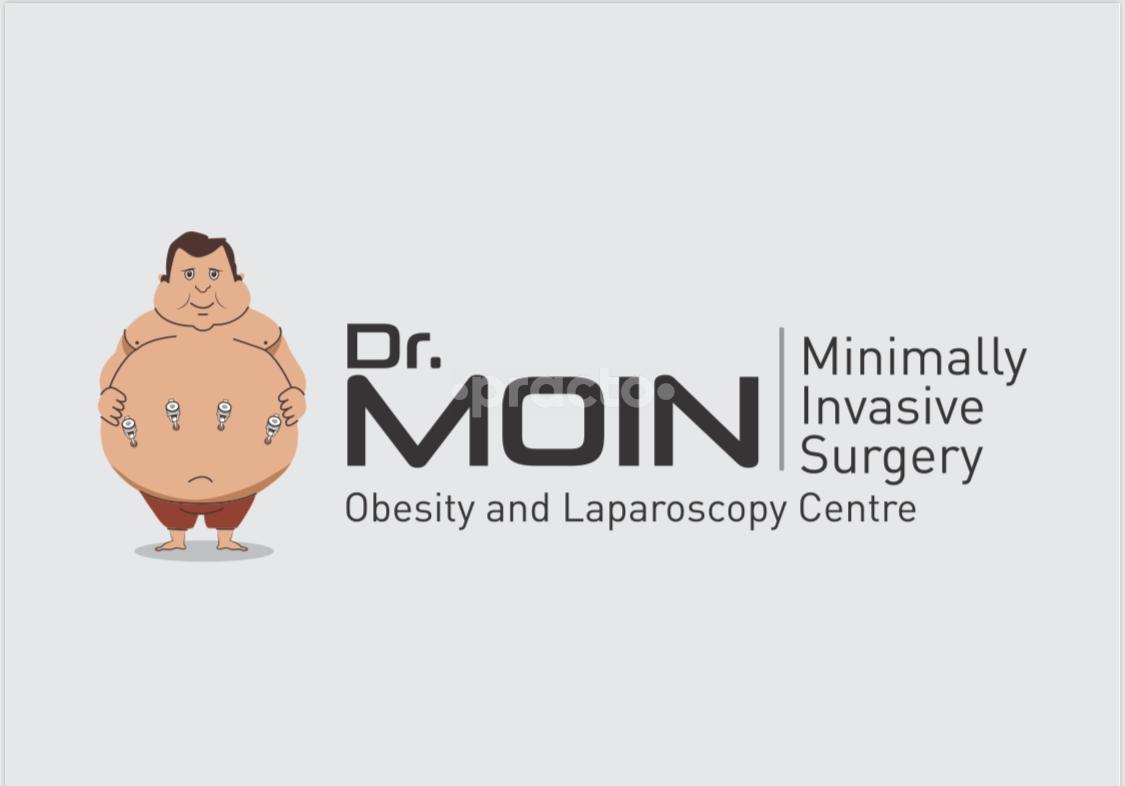 Dr. Moin Minimally Invasive Surgery Obesity And Laparoscopy centre