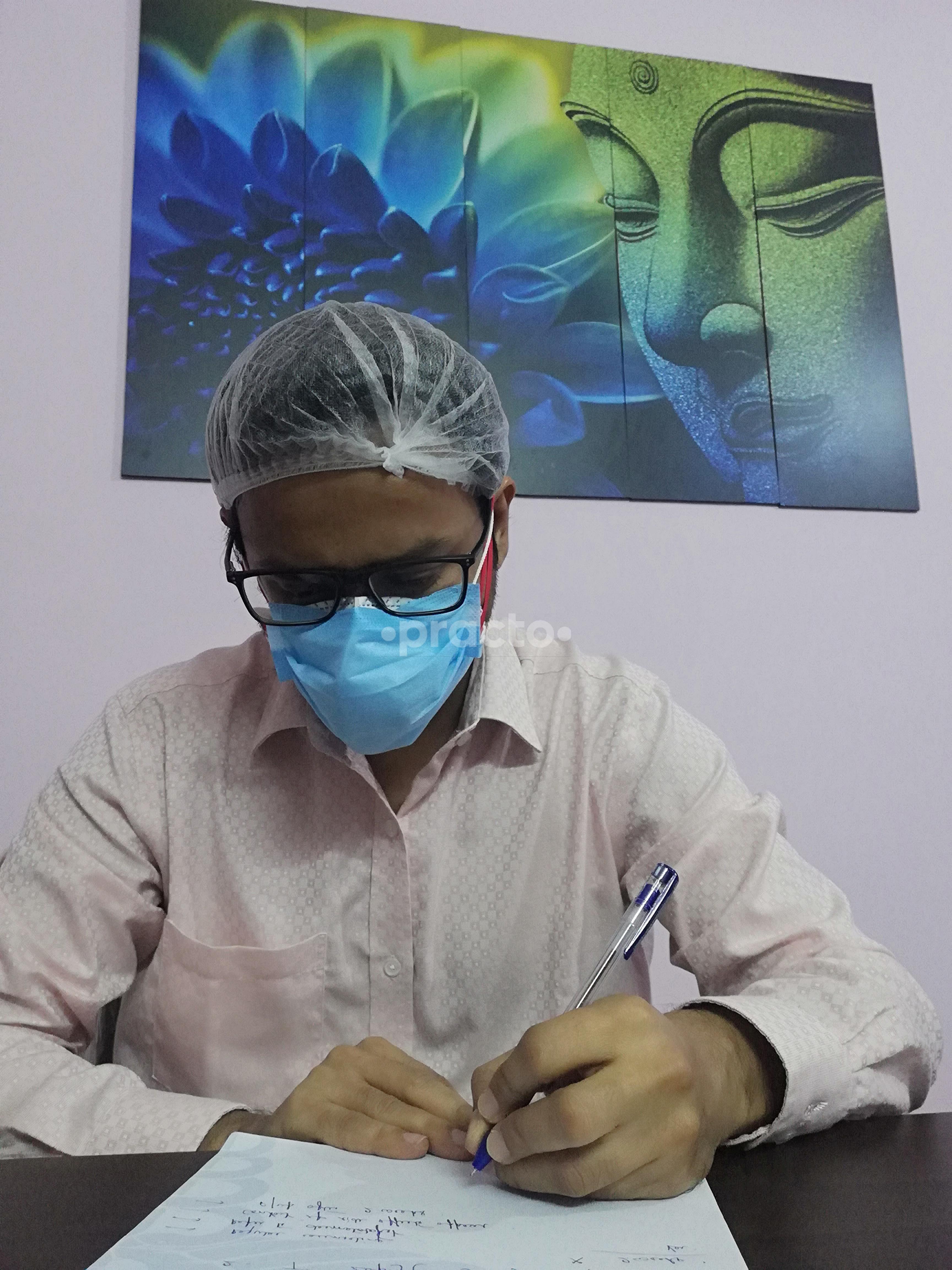Dr Krishanu Chakrabarty's Clinic