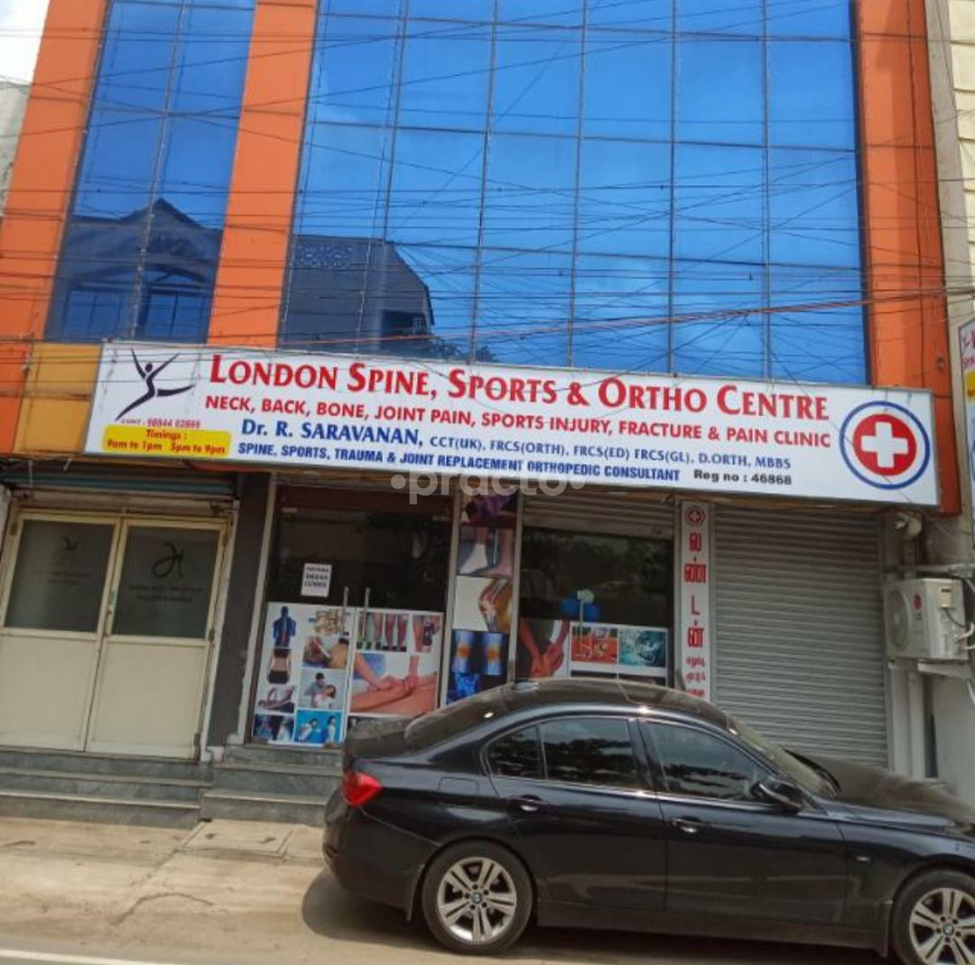 London Spine, Sports And Ortho Centre