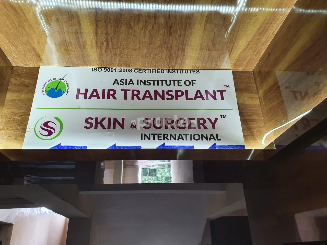 Skin And Surgery International & Asia Institute Of Hair Transplant GGN