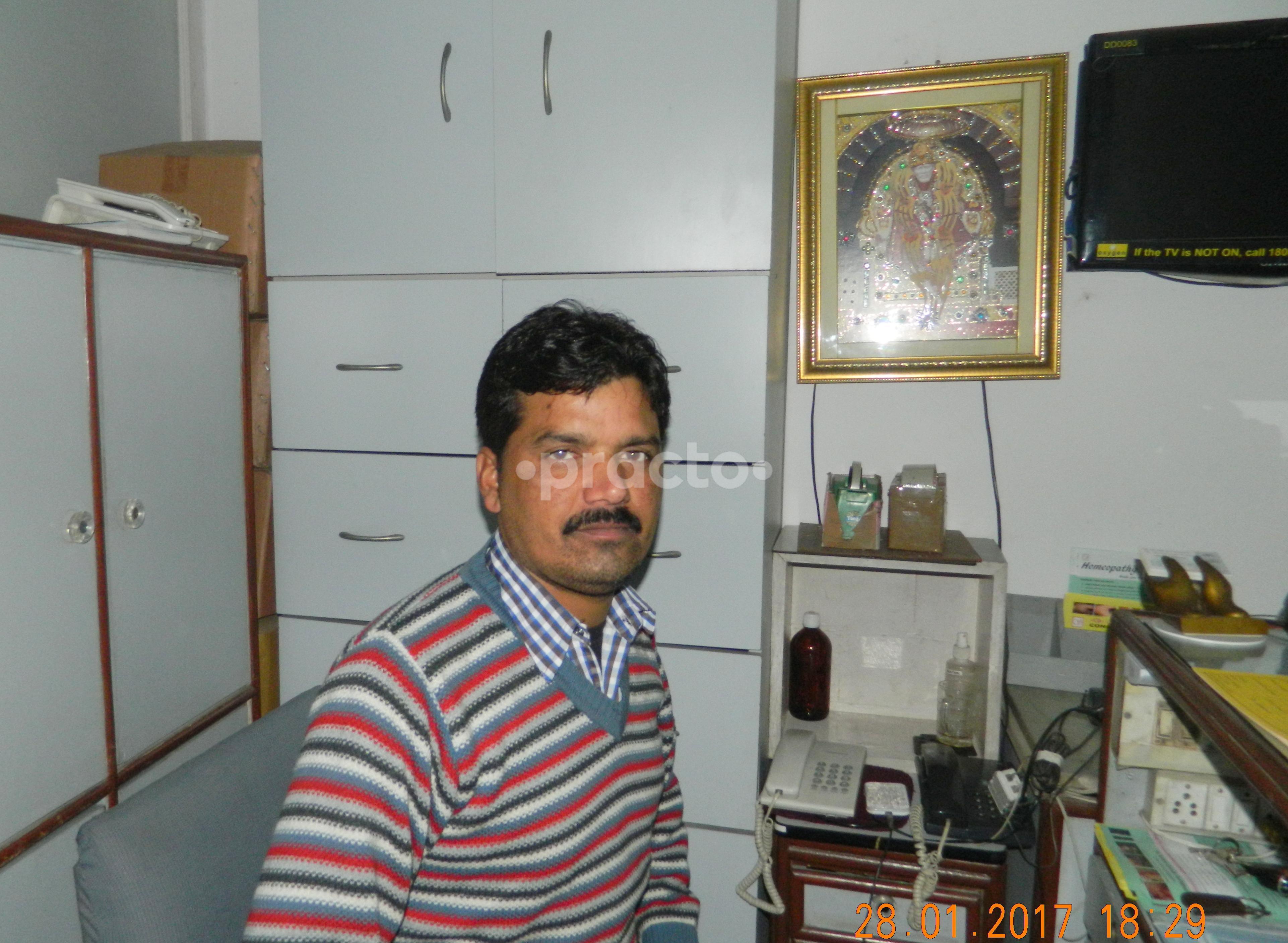 Dr  Suresh Chander Sachdeva - Homoeopath - Book Appointment Online