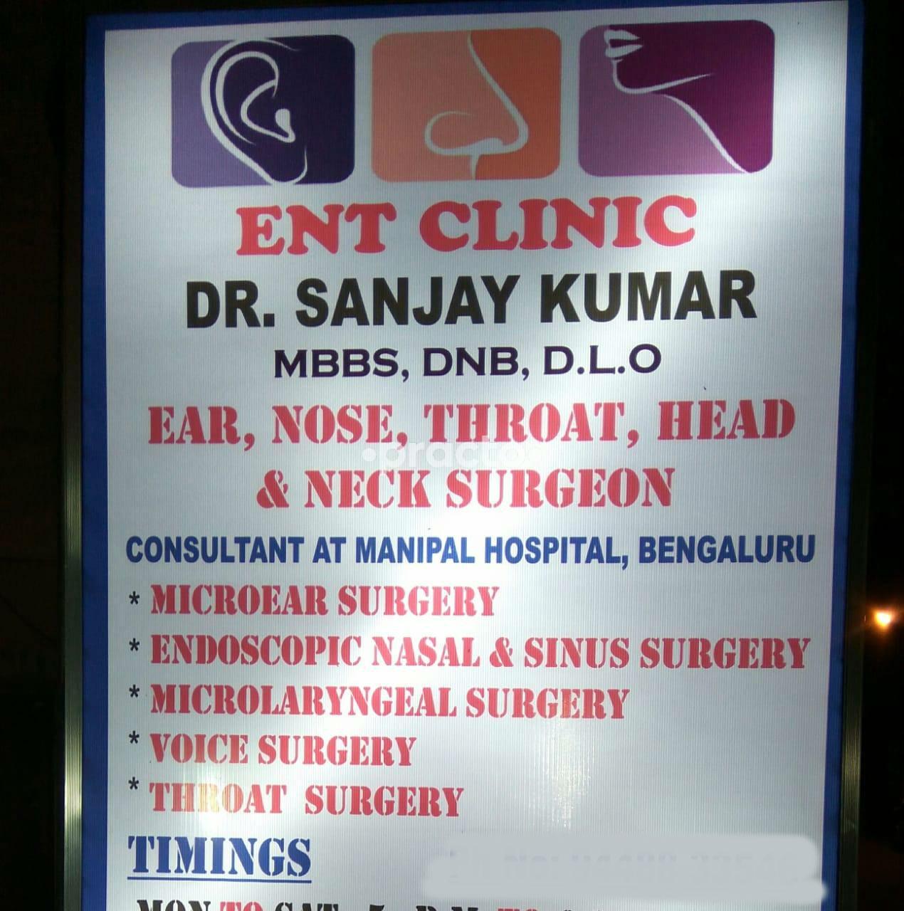Best Ear Nose Throat Ent Specialists Near Me In Shantinagar ...